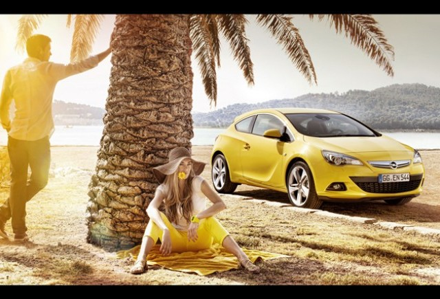 OFICIAL: Opel dezvăluie Astra GTC OPC, High-Po 2012
