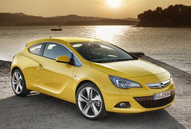 OFICIAL: Noul Opel Astra GTC