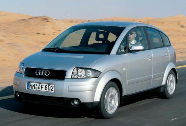 ZVON: Audi A2 e-tron vine la Frankfurt?