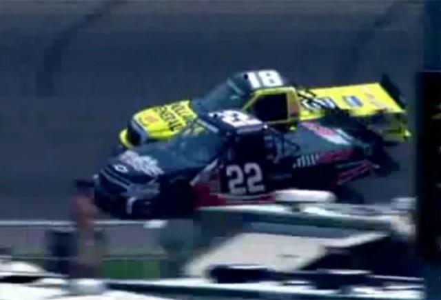 Echipa lui Childress din  NASCAR amendată cu 150.000 $