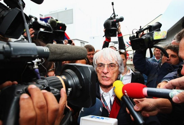 OFICIAL: Ecclestone anunţă  anularea Bahrain Grand Prix