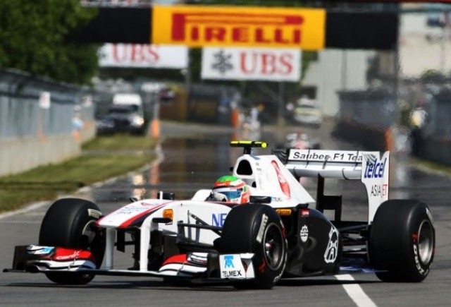 Perez renunta, De la Rosa ii ia locul pentru cursa din Canada