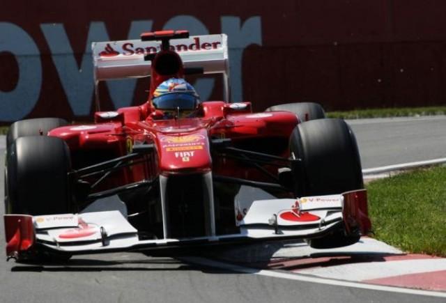Alonso se impune in a doua sesiune de antrenamente din Canada