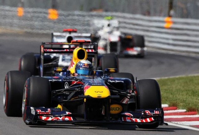 Vettel stabileste cel mai bun timp al antrenamentelor de la Montreal
