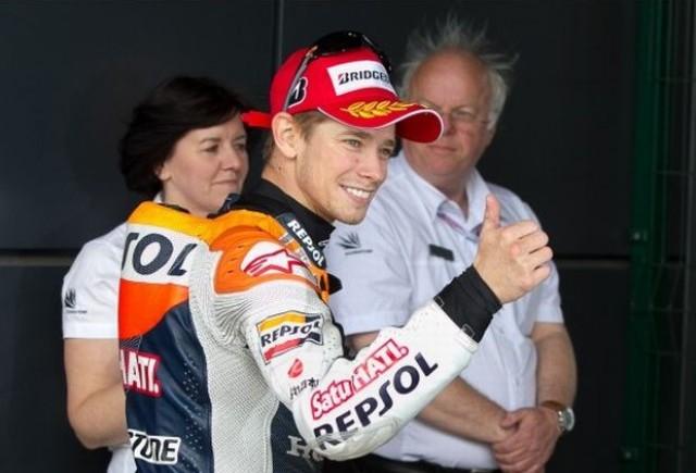 Stoner va pleca din pole-position la Silverstone