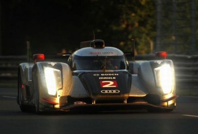 Audi se impune in cursa de 24 de ore de la Le Mans