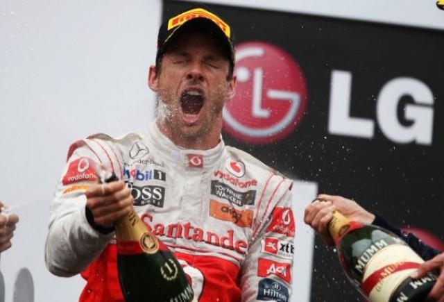 Button: A fost cea mai buna cursa a carierei mele