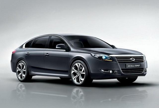 Renault Samsung prezintă noul SM7