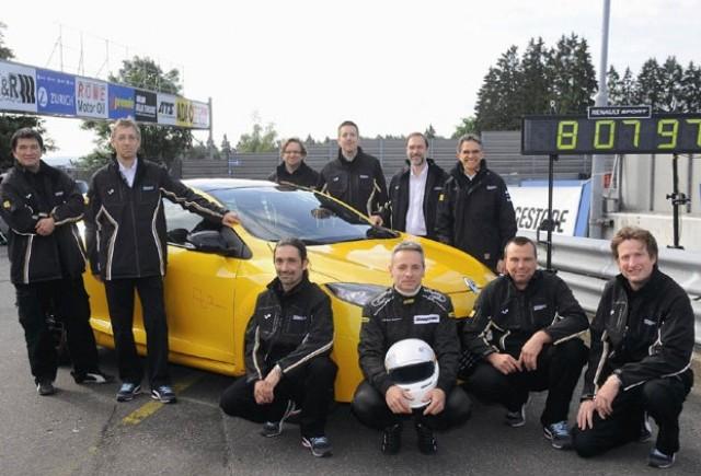 Renault Megane RS Trophy este cel mai rapid hot-hatch cu tracţiune faţă