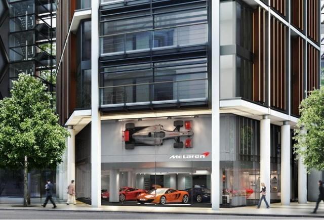 McLaren deschide 35 de reprezentanţe inutile?