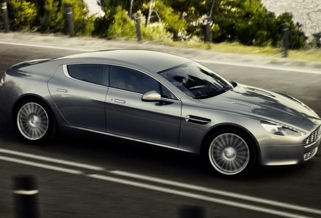 Aston Martin reduce poducţia modelului Rapide
