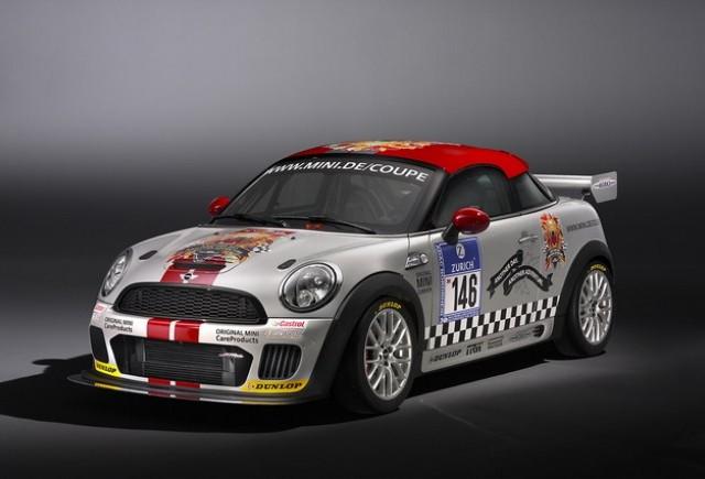 OFICIAL: MINI John Cooper Works Coupe participa la Nürburgring 24 h