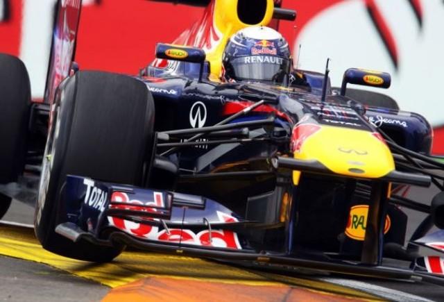 Vettel, cel mai rapid inaintea calificarilor de la Valencia