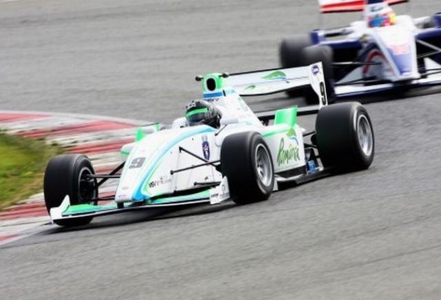 Mihai Marinescu, locul opt in prima cursa de la Spa