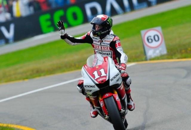 Spies se impune la Assen si obtine prima sa victorie din Moto GP