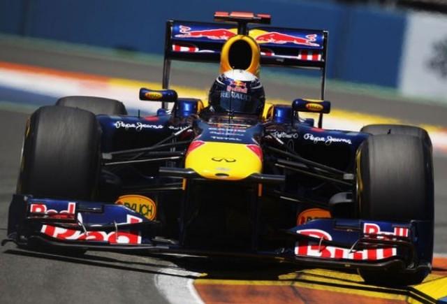 Vettel se impune fara probleme la Valencia