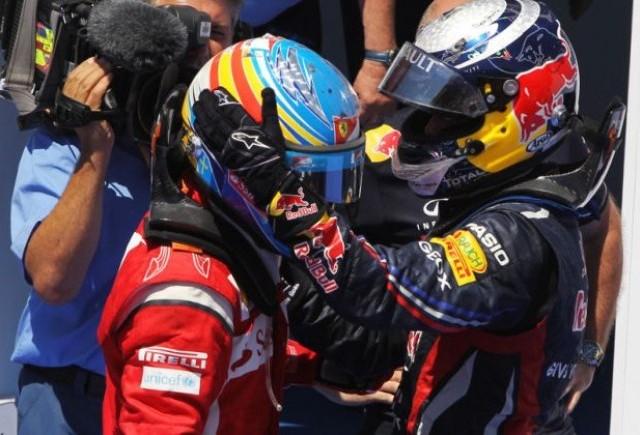 Alonso: Nu puteam sa obtinem mai mult de un loc doi