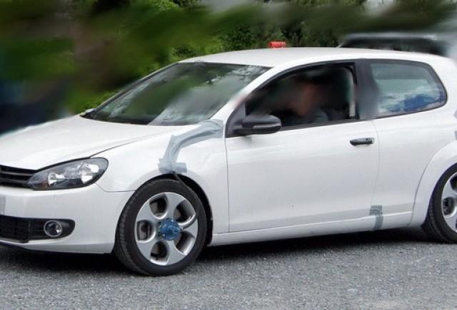 Noul Golf GTI se pregăteşte de lansare