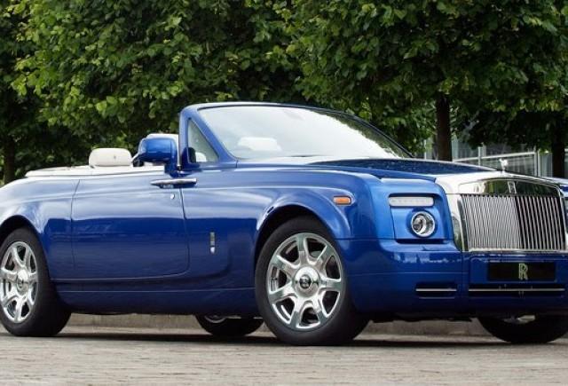 Rolls-Royce Phantom Drophead Coupe cu detalii îmbunătăţite