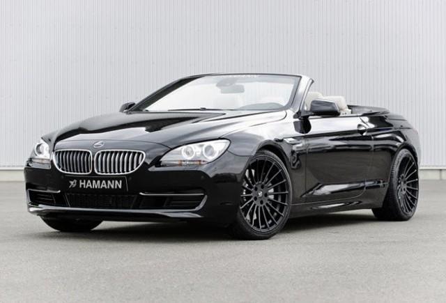 Detalii de tuning pentru BMW Seria 6-Convertible