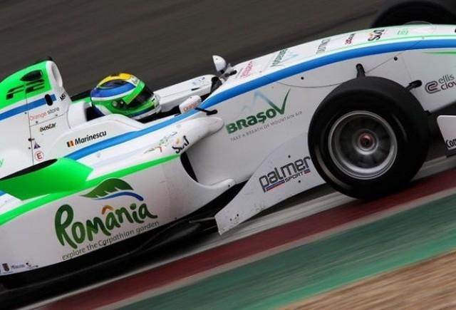Marinescu, abandon la Nurburgring dupa locul doi pe grila