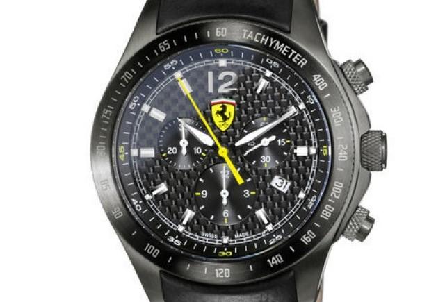 Ceas Scuderia Ferrari Carbon Chrono