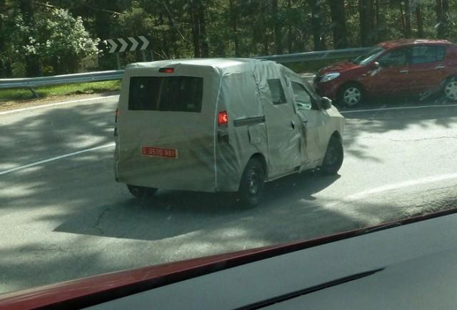 Aceasta ar putea fi noua Dacia Popster!