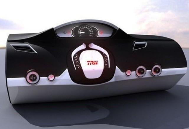 TRW lucrează la noul concept de volan