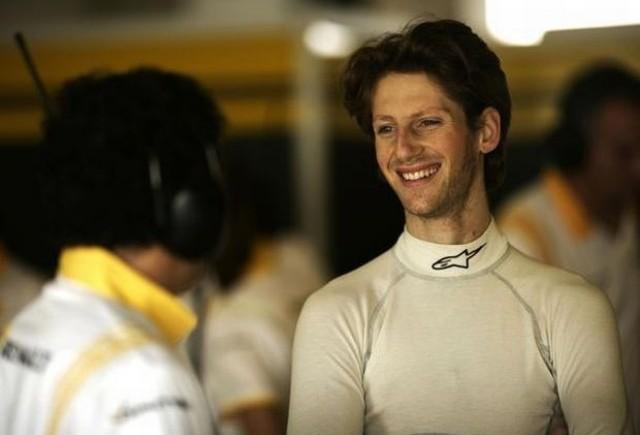 EXCLUSIV! Interviu cu Romain Grosjean, pilot de rezerva al echipei Renault