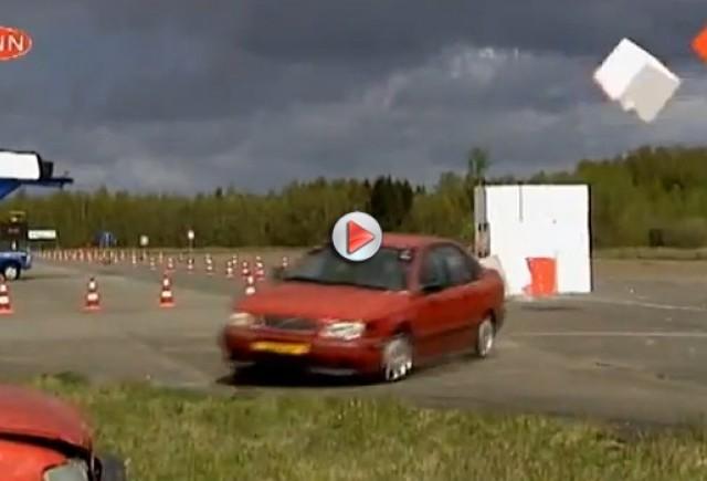 Care e cel mai prost şofer din Olanda?