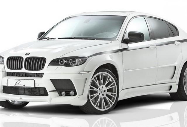 Lumma Design  lanseaza BMW X6 xDrive40d
