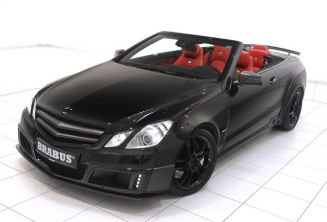 BRABUS 800 E V12 Cabriolet – 478.000 euro