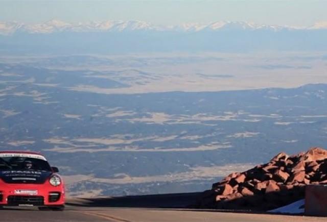 VIDEO: Jeff Zwart într-un Porsche 911 GT2