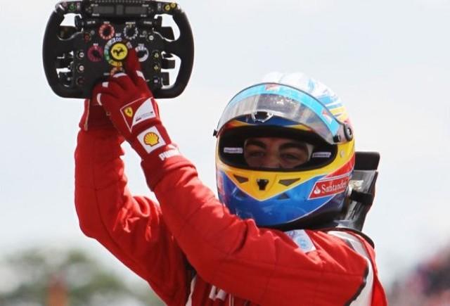 Alonso reuseste prima victorie a sezonului de Formula 1