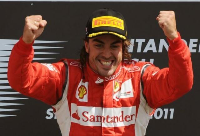 Alonso: A fost nevoie de mult calm