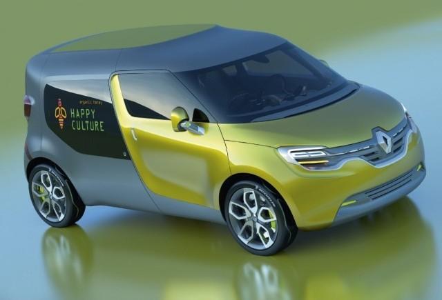 Renault FRENDZY se prezinta