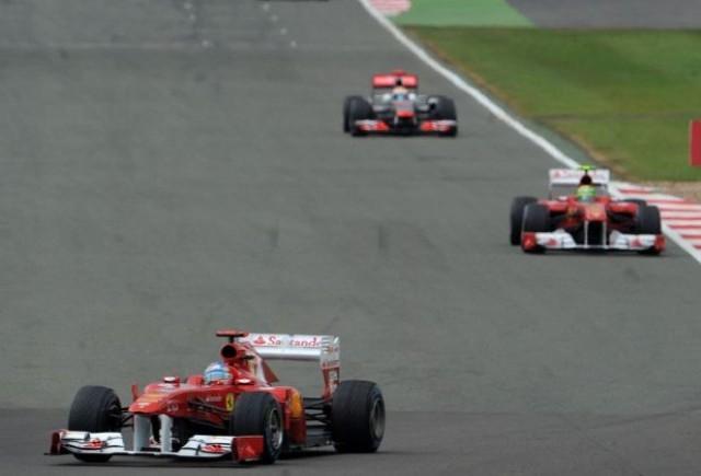 Massa: Nu am terminat mai sus din cauza unei probleme tehnice