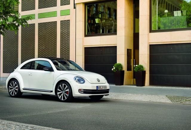 FOTO:  Noul Beetle se pregateste de lansare