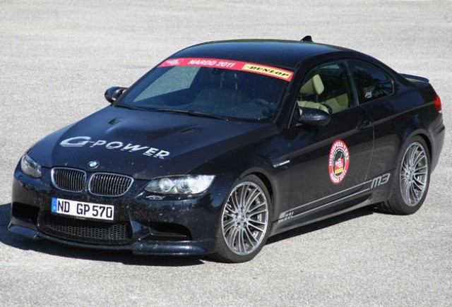 VIDEO: G-Power BMW M3 E92 SK II - 333 km/h