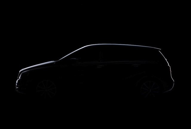 Teaser Mercedes-Benz B-Class
