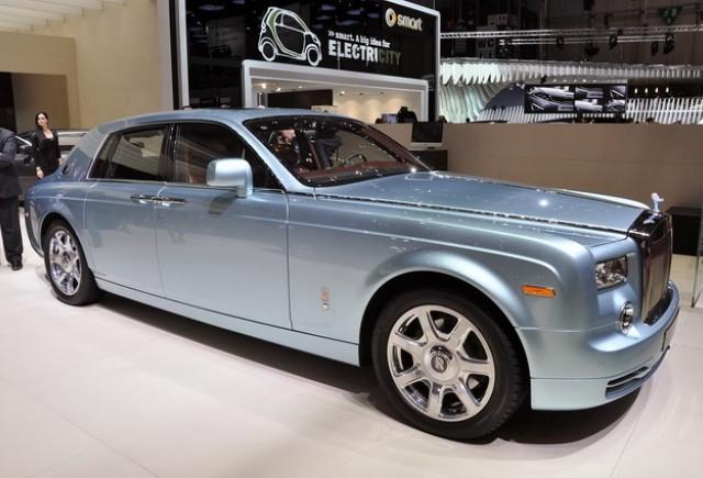 Viitorul Rolls-Royce este electric?