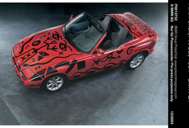 VIDEO: BMW Art Car Collection