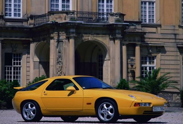 ZVON: Porsche preocupat de inlocuirea 928 GT