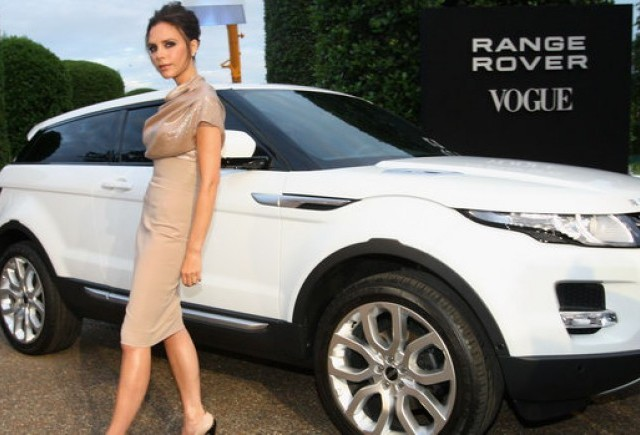 Land Rover intarzie lansarea Land Rover