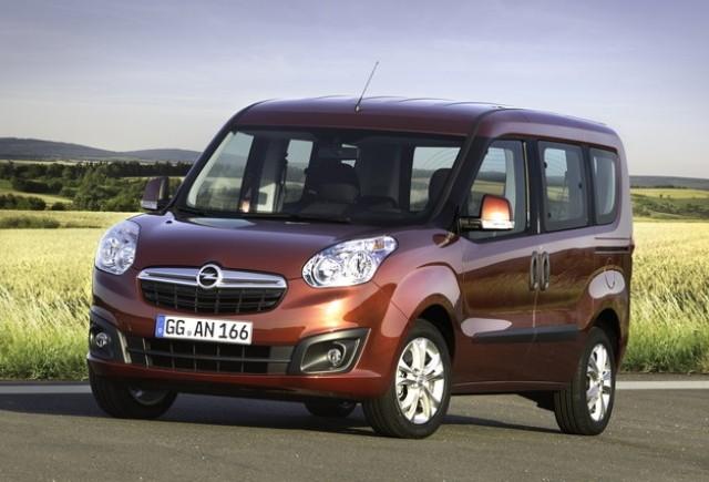Noul Opel Combo, a fost lansat oficial, astazi
