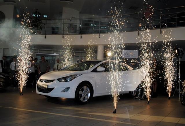 Astazi a fost lansat in Romania Hyundai Elantra