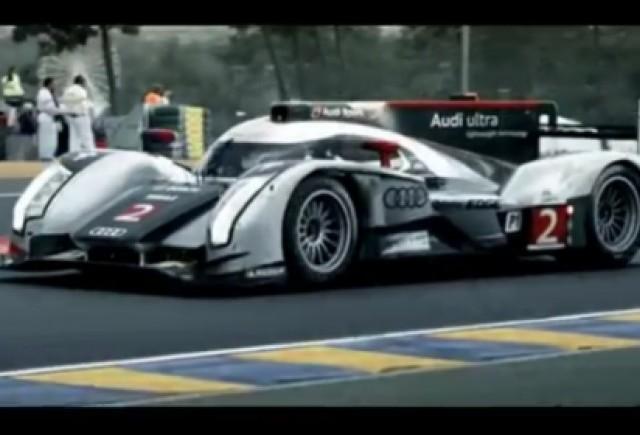 VIDEO:  o recapitulare Audi a  cursei de  24 de ore de la Le Mans
