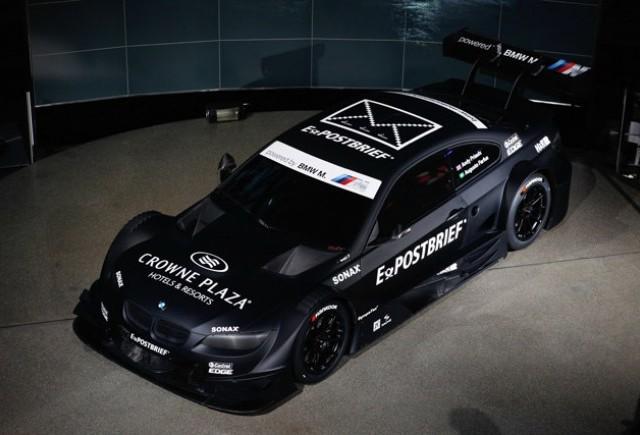 BMW revine la Campionatul German de Turisme  cu noul Concept Coupe M3