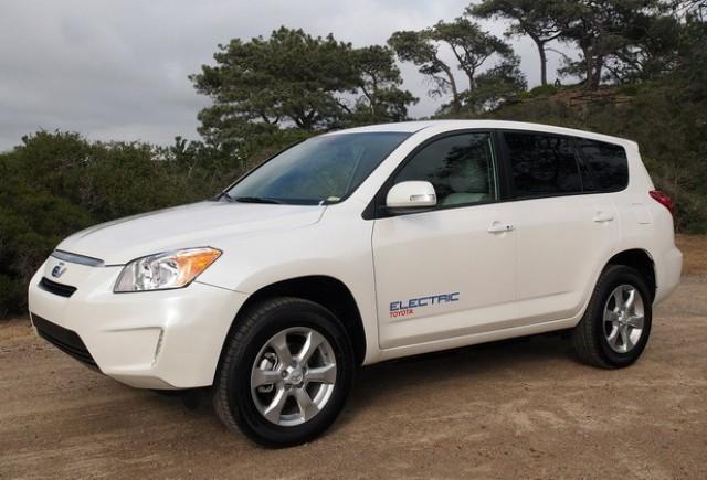 Toyota RAV4 EV nu va fi destinat publicului larg