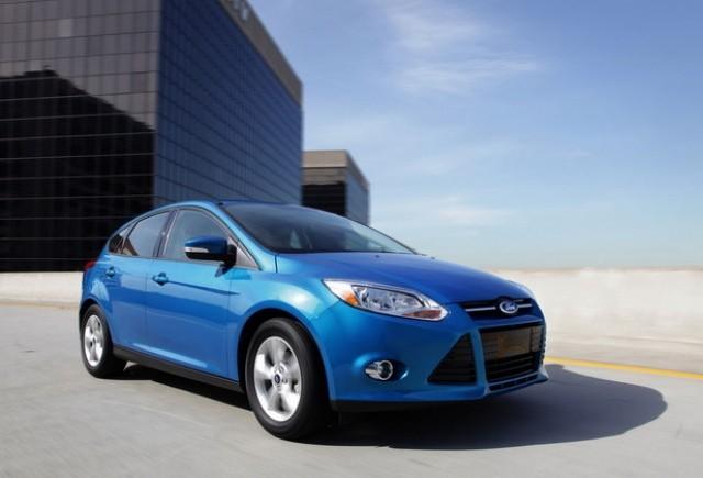Ford incepe productia noului Focus in Rusia